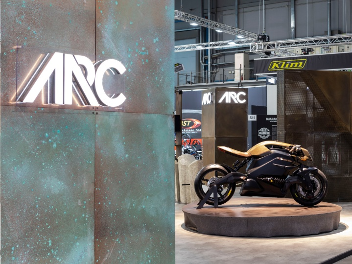 Introducing the Arc Vector at EICMA